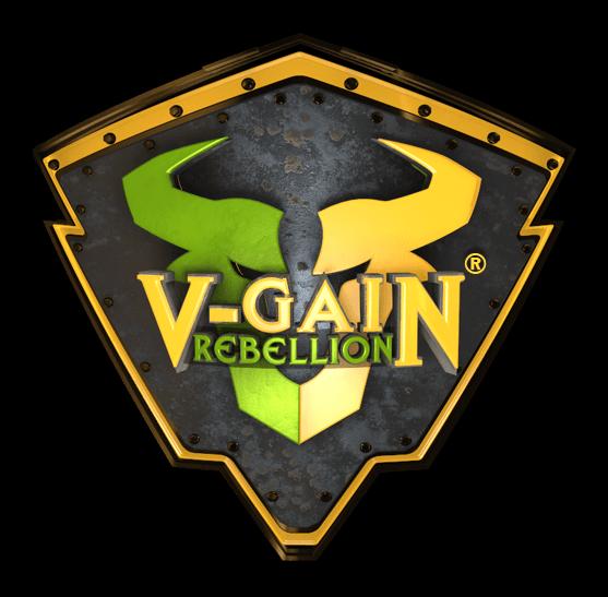 logo groß v-gain rebellion sei-ein-rebell.com